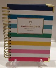 Emily Ley 2017 Daily Simplified Planner-Happy Stripe