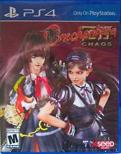 Onechanbara Z2: Chaos (Sony PlayStation 4, 2015) *USED* Complete.