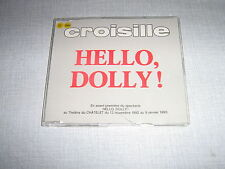 NICOLE CROISILLE MCD FRANCE PROMO HELLO DOLLY