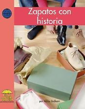 Zapatos con historia Yellow Umbrella Spanish Fluent Level Spanish Edition - Jack