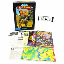 Worlds of Ultima: The Savage Empire for PC by ORIGIN Systems, 1990, RPG