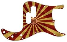 P Bass Precision Pickguard Custom Fender 13 Hole Guitar Pick Guard Big Top Peak