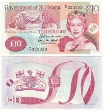 SAINT HELENA 10 POUNDS DATED 2004 - PERFECT UNCIRCULATED