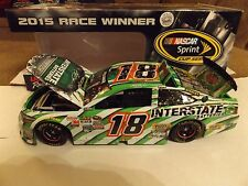 Kyle Busch #18 Interstate Batteries New Hampshire Win Camry Action 1/24 2015