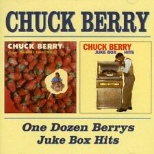 One Dozen Berrys/Juke Box Hits - Chuck Berry (2002, CD NEUF)