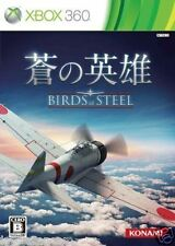 Used Xbox 360 Birds of Steel MICR0OSOFT JAPAN JP JAPANESE JAPONAIS IMPORT