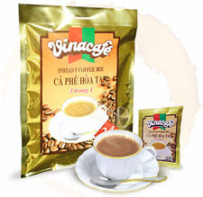 VINACAFE, INSTANT COFFEE, MIX 3 IN 1 ( New ) ( One Box with 20 Bags )