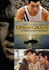 Unbroken (DVD, 2015) FREE SHIPPING - SAME DAY