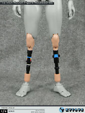 "Metal Leg Artificial Limb Prosthesis ZY Toys 1/6 Scale Body F 12"" Action Figure"