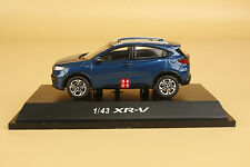 1:43 2014 Honda XR-V New Die Cast Car Model blue color