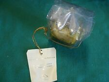 Great Collectible LENOX Silverplate CHINESE COOKIE Figure-NIB