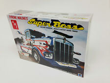 AMT Tyrone Malone's Kenworth Super Boss Drag Truck model kit 1/25
