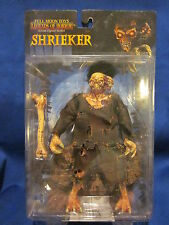 Full Moon Toy Legends Of Horror Shrieker Brown Cloth Design Sealed
