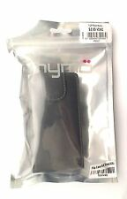 NEW FLIP CASE COVER POUCH for SONY ERICSSON VIVAZ IN BLACK
