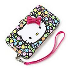 Hello Kitty Bow Smartphone Wristlet Wallet - NWT