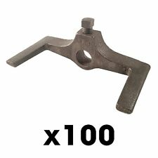 "100 2x4"" Double Screed Hooks Concrete Forms Screed Post slab curb patio inch"