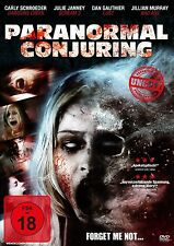 Paranormal Conjuring - Uncut - Dvd - Fsk 18