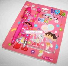 Stationery 4pc Set (Dora the Explorer Design)