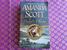 Lairds of the Loch: The Laird's Choice by Amanda Scott historical romance
