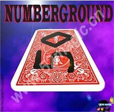 Numberground,3 to 5 - Card magic,illusions,card tricks stage,mentalism,close up
