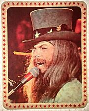 Vintage 1975 Leon Russell Iron-On Transfer Rock Sessions Legend Super Rare!