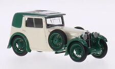 NEO 46465 - MG F Magma blanc/vert - 1933   1/43