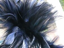 Vintage Small  Bag with feathers . Used
