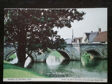 POSTCARD LINCOLNSHIRE BRIDGE AT DEEPING GATE
