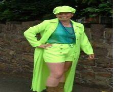 1970's 70`s Hot Pants Suit Fancy Dress Costume Outfit Size 12-14 P8634