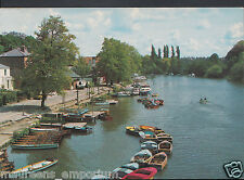 Cheshire Postcard - The River Dee, Chester   RR196