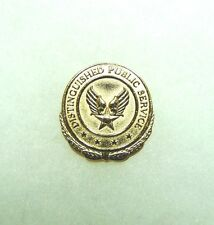 Department of Air Force Civilian Distinguished Public Service Medal, lapel pin