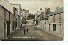 irish postcard ireland waterford strand street tramore