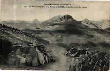 CPA  - Le Gerbier-des-Joncs et le Village de Borée (280084)
