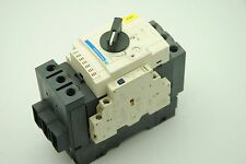 SCHNEIDER ELECTRIC GV3P50, 37-50A 600V Motor Starter w/ GVAM11 Controller