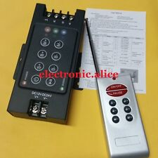 8Key RF Wireless Remote Controller For RGB 5050/3528 SMD LED Lights Strip Anode