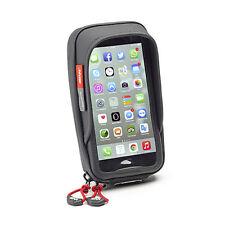 Porta smartphone universale GIVI S957B Compatibile con scooter moto e biciclette