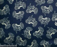 Cranston VIP ~ IH Case Farmall TRACTORS ~ 100% Cotton Sewing Quilt Fabric BTY