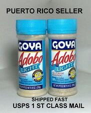 Puerto Rico All Seasoning Adobo Goya Less Salt Spice Bouillon Spanish RecipeFood