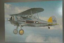 After The Battle Gloster Gladiator L8032 Postcard