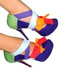 High Heel Shoe Styler* - Color Block - *(Doesn't include shoe)