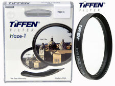 Tiffen 58mm UV-1 Haze-1 (Ultra Violet) Glass Filter FS 58HZE Made in USA