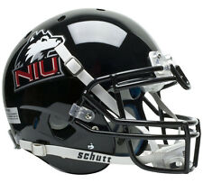 NORTHERN ILLINOIS HUSKIES SCHUTT XP AUTHENTIC FOOTBALL HELMET