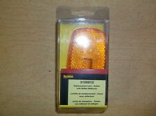 NEW Bargman 3159012 Replacement Amber Lens *FREE SHIPPING*