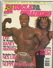 Muscle Training Illustrated Bodybuilding Magazine Lee + Shannon Haney 1-91