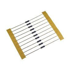 10 Widerstand 680Ohm MF0207 Metallfilm resistor 680R 0,6W TK25 0,1% 022398