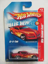 HOT WHEELS 2008 WEB TRADING CARS AT-A-TUDE RED