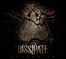 DISSIPATE-TECTONICS  CD NEW