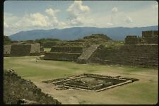 033092 Monte Alban 1500 BC 750 AD A4 Photo Print