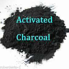 Activated Coconut Charcoal Powder 1 lb (453g) Better than Hardwood Charcoal