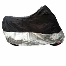 MOTO MOTORCYCLE SCOOTER DISCOUNT WATERPROOF BIKE COVER SIZE LARGE